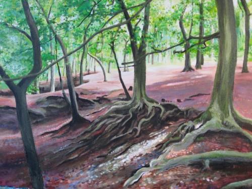 Hervines Wood Four Seasons 1