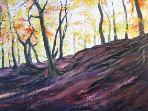 Hervines Wood Four Seasons 4