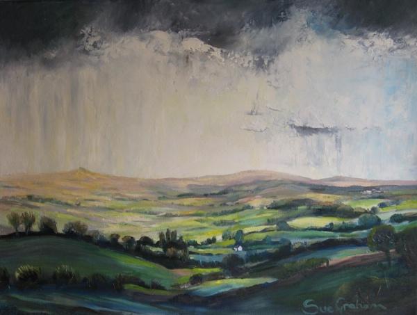 600Dartmoor Storm