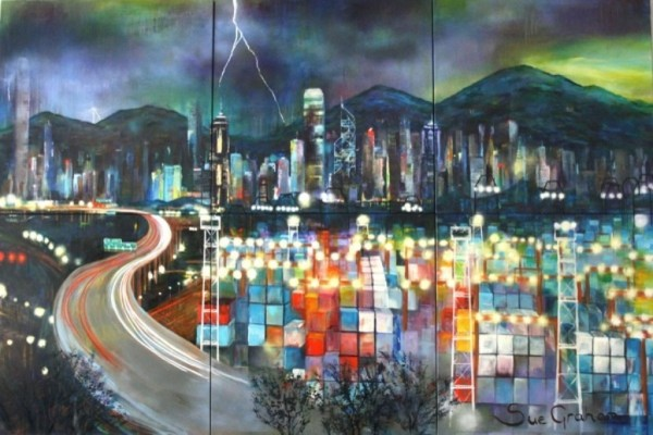 Hong Kong (Freight Yards)1024